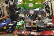 Скейтборды и беговелы в магазине РИНГ Мытищи