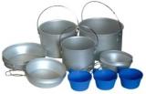 Посуда и костровое снаряжение