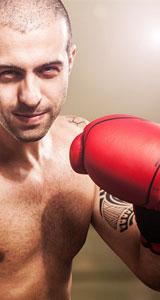 Бокс, тяжёлая атлетика, единоборства