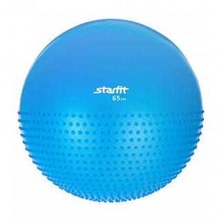 Мяч гимнастический полумассажный STAR FIT 65 см