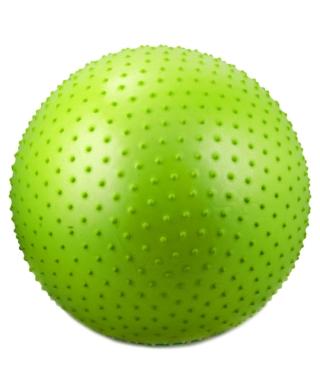 Мяч гимнастический массажный STAR FIT GB-301 55 см (антивзрыв) УТ-00007203