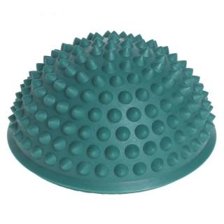 Массажер для ног жесткий, надувной, d=15 см, цвета МИКС