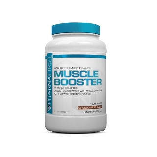 Pharma First Muscle Booster 1300g chocolate
