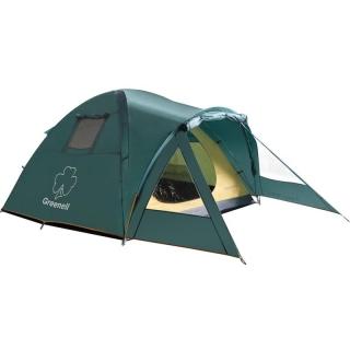 палатка туристическая Лимерик 3 зеленая 3 мест.