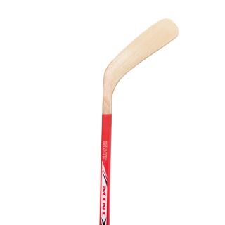 Клюшка хоккейная детская прямая MINI RED
