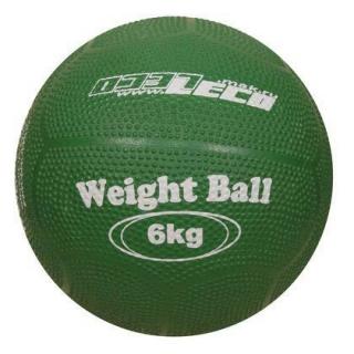 мяч для атлетических упражнений рез. 6 кг Т2216