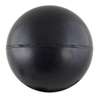 Мяч для метания (резина)  d6 см вес 150 г. MR-MM