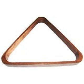 Треугольник д/бил. шаров 57 мм дерев