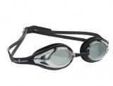 Очки для плавания Alligator mirror BLACK