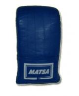Перчатки снарядные MATSA (битки), кожаные