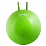 Мяч-попрыгун TORRES, с ручками, d-65см