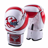 Боксерские перчатки детские RGB