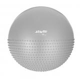 Мяч гимнастический полумассажный STAR FIT 75 см