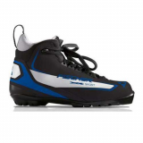 Лыжные ботинки бег. Fischer XC Sport BLK