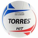 Мяч №5 волейбольный Torres Hit