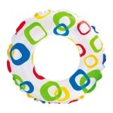 Надувной круг Lively Print Swim Rings, 61 см