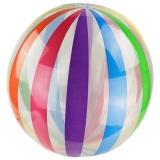 Надувной прозрачный мяч Гигант JUMBO INTEX, 107 см