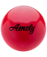 Мяч для художественной гимнастики Amely AGB-101