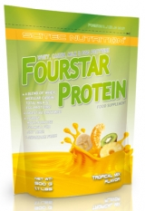 FOURSTAR PROTEIN SCITEC NUTRITION (500 гр)
