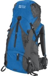 рюкзак вектор 50 серый/синий