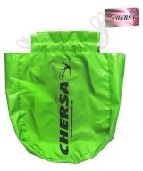 Чехол для мяча для художественной гимнастики Chersa зеленый УТ-00006952