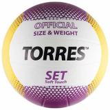 Мяч волейбольный №5 Torres Set
