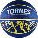 Мяч баскетбольный №1 сув.Torres Jam
