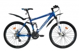 Велосипед горный двухподвес Forward SPIKE
