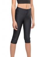 Одежда для танцев и гимнастики : Бриджи Б 23-301 ХБ чёрный