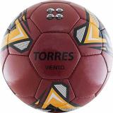 Мяч футбольный №5 Torres Viento Red