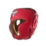 Шлем бокс. Roomaif PL защитный красный RHG-140