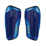 Щитки любительские Mitre Aircell Carbon Slip S70004BCY для футбола