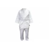 Кимоно для дзюдо рост 140 №1 белое УТ0636