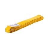 Пояс для единоборств Roomaif 240см RKU-272 желтый