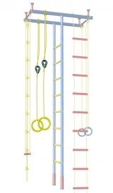 Кольца гимнастические большие для ДСК