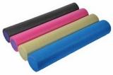 Валик для йоги HouseFit PE 15*90 см голубой