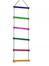 Лестница детская п/м (max нагрузка 18кг)