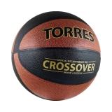 "Мяч б/б ""Torres Crossover"" арт.B30097, р.7, ПУ"