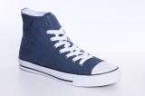 Кеды мужские джинсовые L-KV-5756