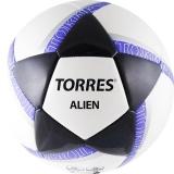 Мяч футбольный №5 Torres alien white