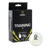 Мяч для настольного тенниса TORRES Training 1* TT0016, 6 шт, белый