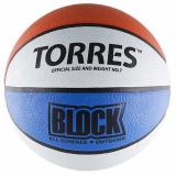 Мяч баскетбольный №7 Torres Block