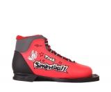 Ботинки лыжные TREK Snowball ИК кр черный