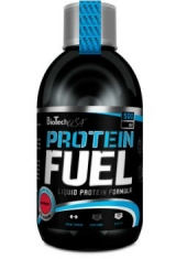 BT Protein Fuel liquid, 500ml, яблоко-лайм.