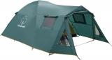 палатка туристическая Veles 3 зеленая