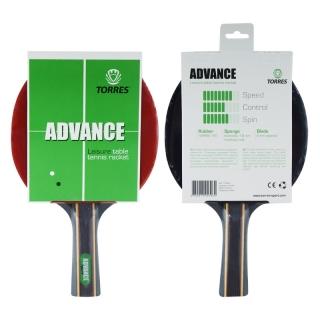 Ракетка для настольного тенниса TORRES Advance, TT0004